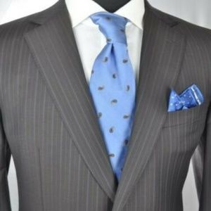 *Recent* ZEGNA Trofeo Fully-Canvassed Modern Suit